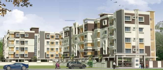 Essen Raj Manohar Residency Elevation
