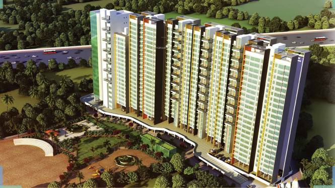allure-wings-a-to-e Images for Elevation of Aadi Allure Wings A To E
