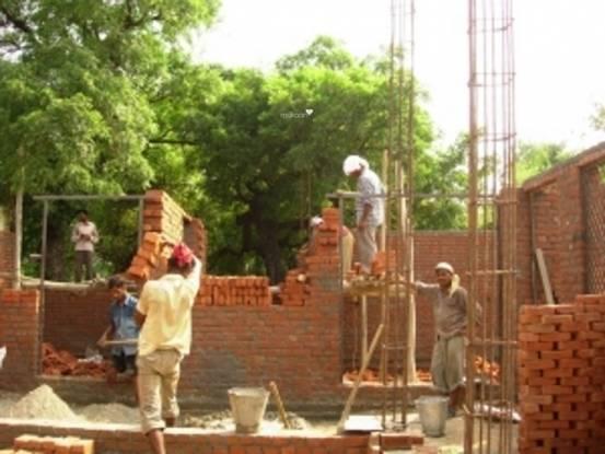 Gandhi Kaps Regency Construction Status