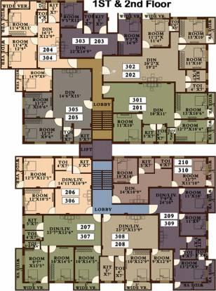 Parivar Reign Cluster Plan