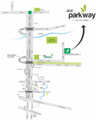 Ace Parkway Location Plan