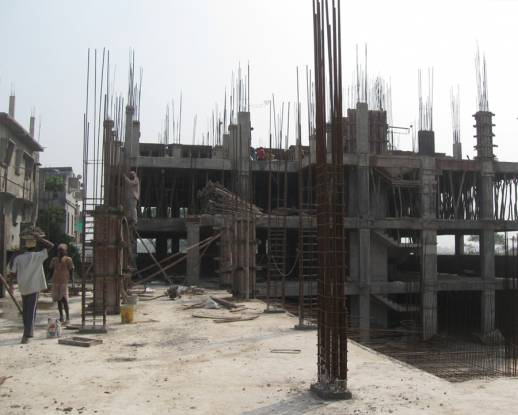 Khushi Harmony Construction Status