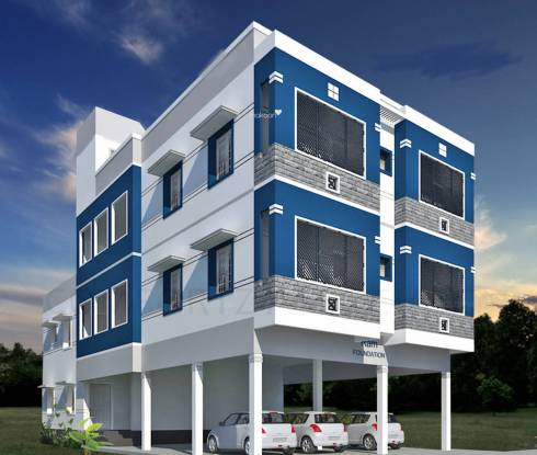 Ram Yashika Enclave Elevation
