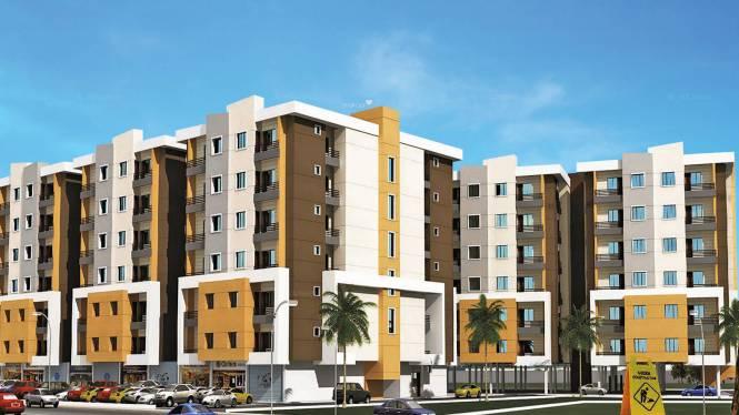 Shri Balaji Residency Elevation