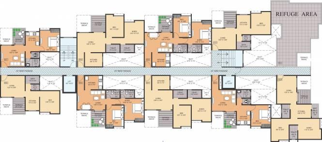 Pristine Aakanksha Cluster Plan