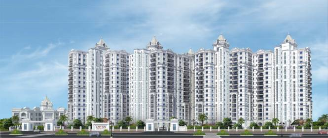 Aditya Capitol Heights Elevation