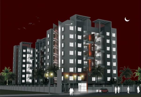 GK Jhulelal Towers Elevation