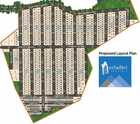 Swathi Neeladhri Township Site Plan