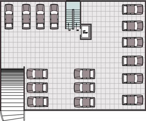 Rajarajeshware RR Elegance Cluster Plan