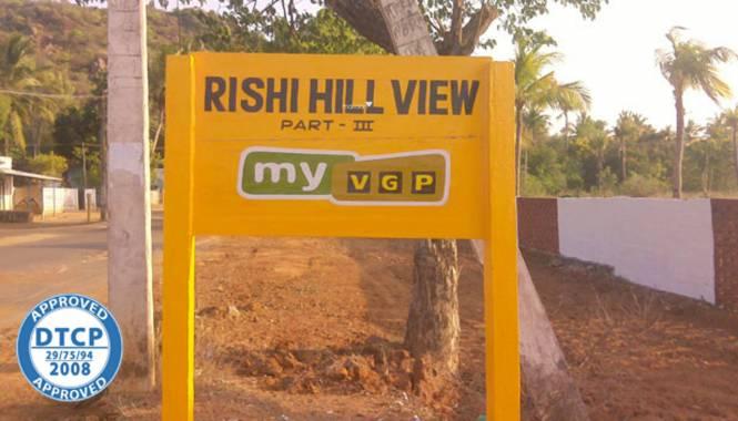 VGP Rishi Hill View Amenities