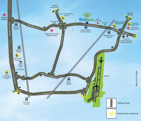 Signum Windmere Location Plan