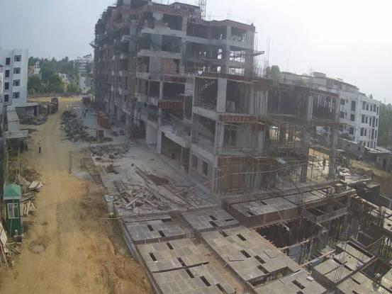 Habitat Iluminar Construction Status