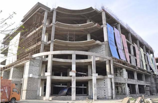 JC Studio Apartments Construction Status