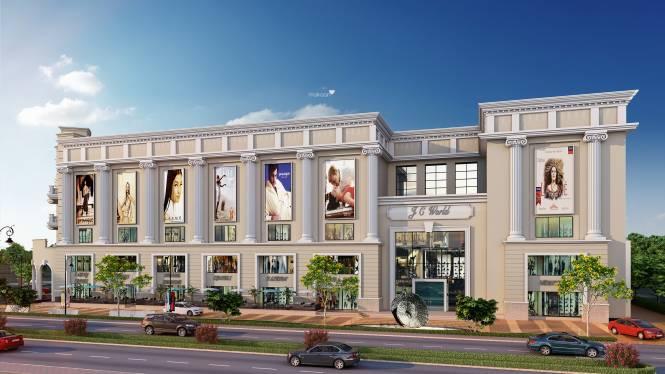 JC Studio Apartments Elevation