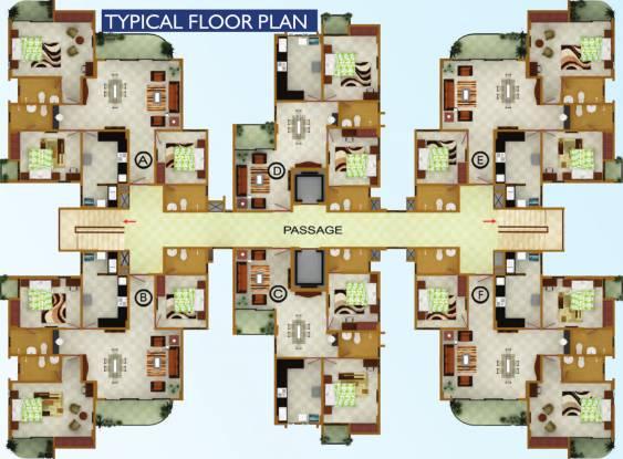 ABAD Knightsbridge Cluster Plan