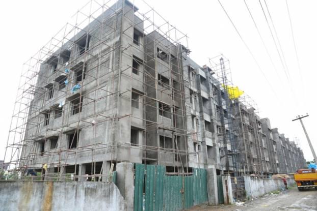 Isha Aabhirupam Construction Status