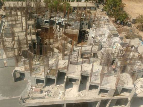 Vilas Javdekar Prudentia Towers Construction Status