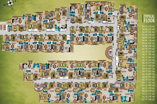 DS Starline Cluster Plan