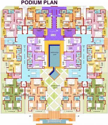 Parth Blue Monarch Cluster Plan