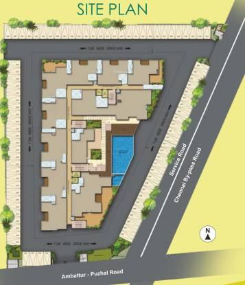 Ramky RWD Lemongraz Site Plan