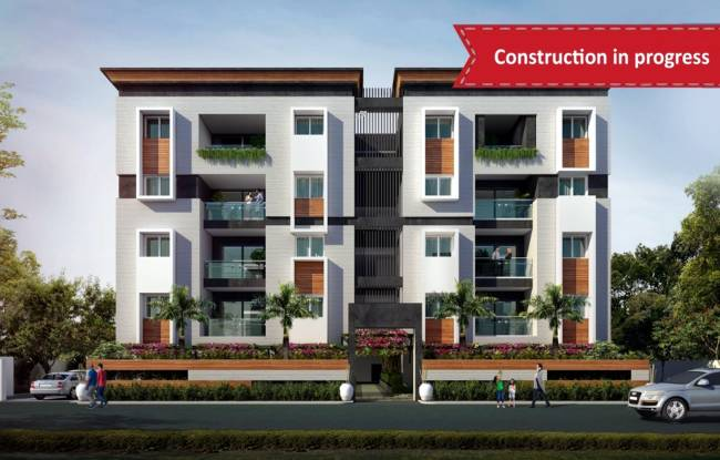 Images for Elevation of Adroit House of Ambal