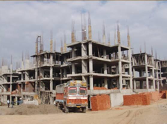 Jaipuria Sunrise Greens Construction Status