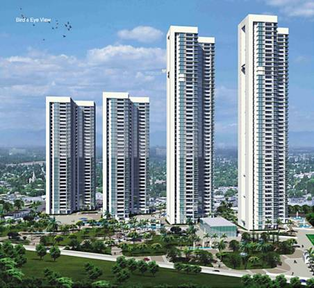 Lodha Bellezza P3 Elevation