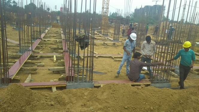 Tulsiani Easy in Homes Construction Status