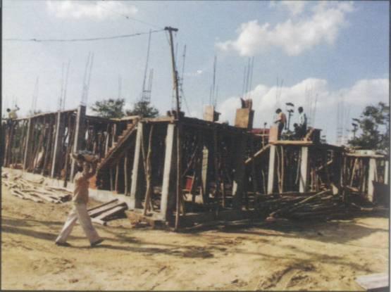V4 Route 8 Construction Status