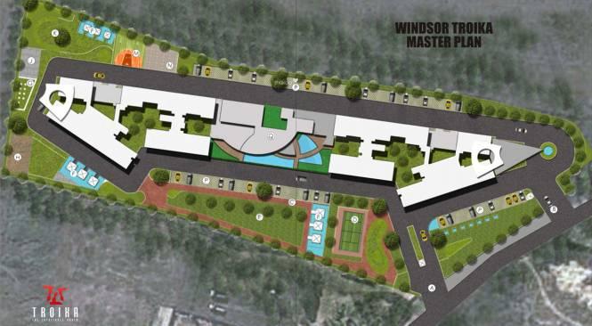 Windsor Troika Master Plan