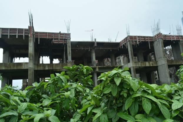 Sethia Grandeur Construction Status