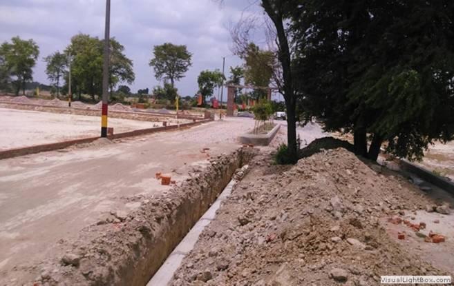 Arrant Annpurna Eco Green Construction Status