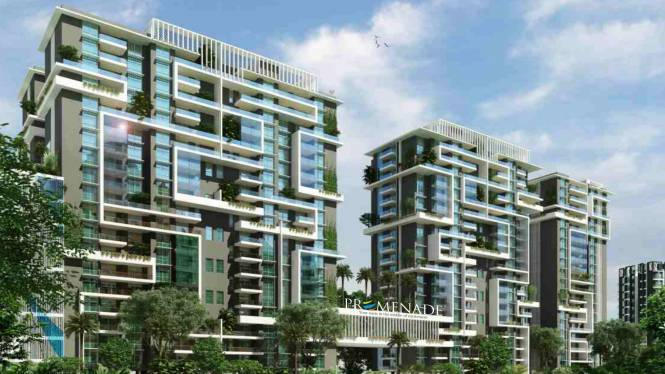 Images for Elevation of Ozone Promenade