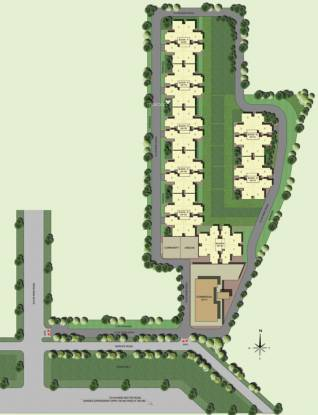 Suncity Avenue 102 Layout Plan