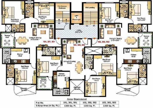 Prayag Shanti Prayag Cluster Plan