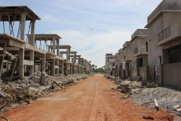 Modi Nilgiri Estate Construction Status