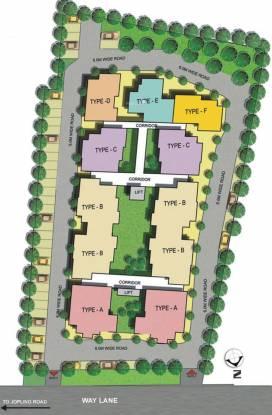 Ashoka Apartments Layout Plan