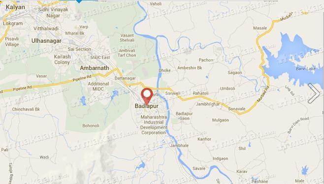 Shri Shanaishwar Constructions Pathak Residency Location Plan