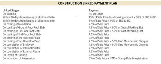 emerald-floors-premier Construction Linked Payment (CLP)