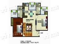 Shipra Shipra Suncity Layout Plan