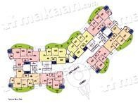 Nahar Mirabilis Layout Plan