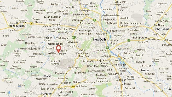 Manchanda and Manchanda Builders Brahma Apartments Location Plan