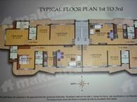 Rudra Enterprise Rudra Apartments Layout Plan