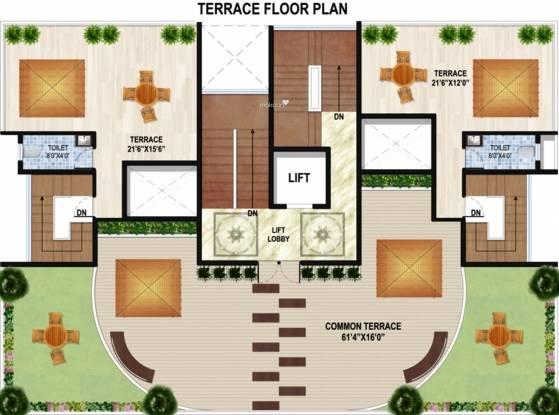 Nerkar Ganesh Sparsh Cluster Plan