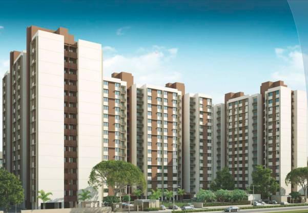 Vishwanath Maher Homes Elevation