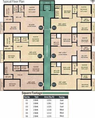 Lorven Leo Cluster Plan