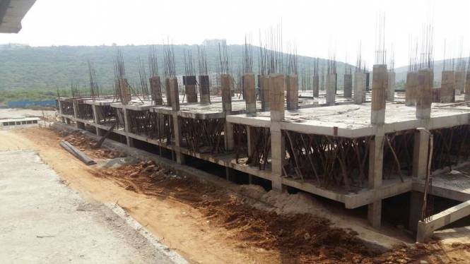Sagara The Address Construction Status