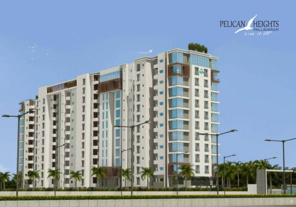 Agni Pelican Heights Elevation
