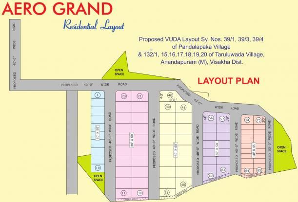 Peram Aero Grand Layout Plan