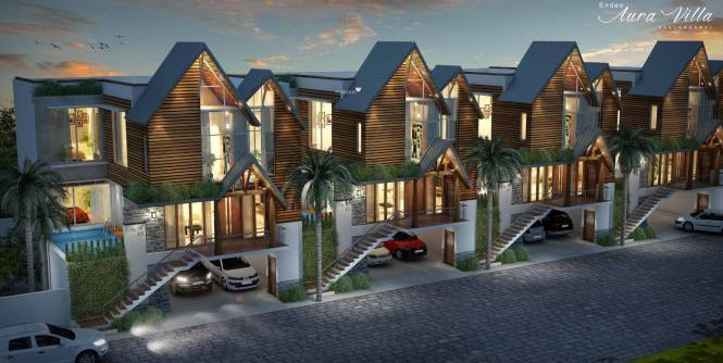 Images for Elevation of Endee Aura Villa